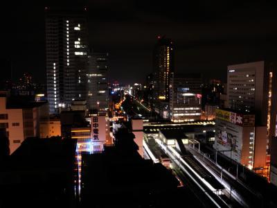 大阪出張からの関東遠征に行ってきた